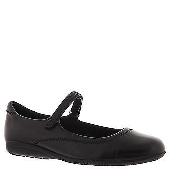 Walking Cradles Womens Jne2 Leather Closed Toe Mary Jane Flats