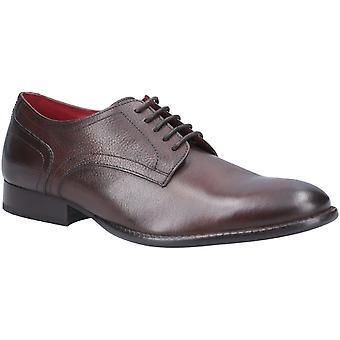 Base london men's ford derby grain shoe brown 25119