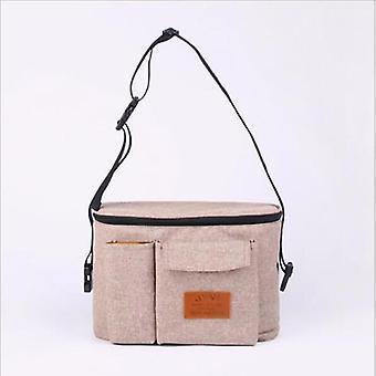Diaper Bag, Baby Stroller Bag, Organizer Bag Stroller