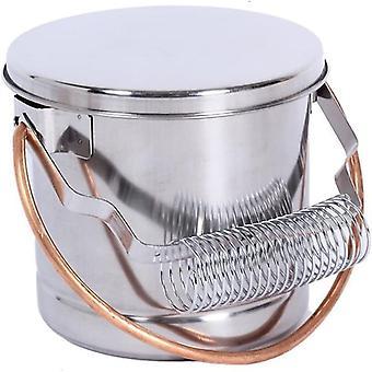 Brush Washing Machine- Spiral Brush Washer & Cleaner With Wash Tank