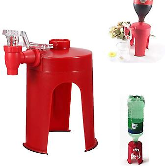 Tap Saver Soda Dispenser Bottle Coke Upp och ner Dricksvatten Dispenser Party Bar Kök Prylar Drink Maskiner