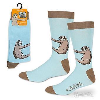 Archie mcphee - sloth ponožky