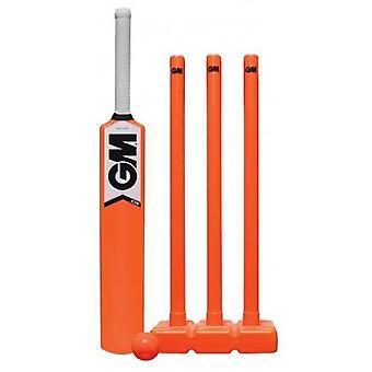 Gunn & Moore Young Gunn Ícone Tudo Tempo Moldado Todo O Jogo de Críquete Meteorológico
