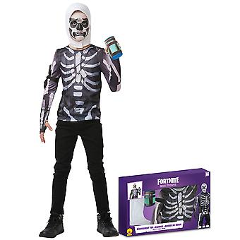 Coffret classique Skull Trooper Fortnite adolescent