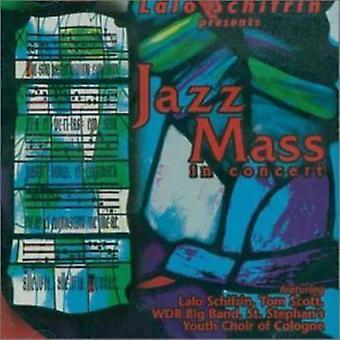 Lalo Schifrin - Jazz Mass [CD] USA import