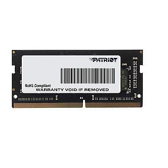 Patriot Signature Line 8GB Ingen køleplade (1 x 8 GB) DDR4 2666 MHz SODIMM System Memory