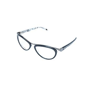 John Galliano Eyeglasses Frame JG5008 004 Acetate Metal Italy Made
