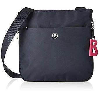 Verbier Serena Shoulderbag Mvz - Women's Shoulder Bags, Blue (Blau (Dark Blue)), 7.0x24.0x25.0 cm (B x H T)