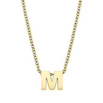 Liebe Halskette mit Edelstahl Unisex Anhänger, Größe M