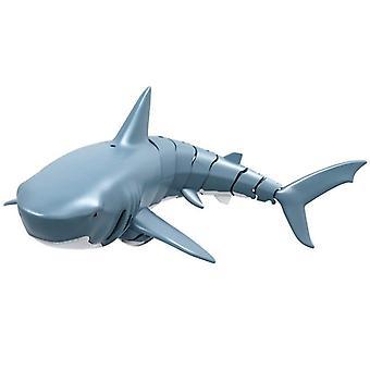 RC Shark Fish Boat Waterproof Simulation Outdoor Model Electric Radio Control Sharks|RC  Animals