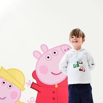 Peppa Gris Børn / Kids Fotografi Hoodie