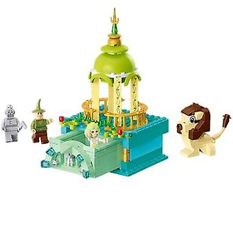 Puzzle Small Particles Assembled Building Block Toys