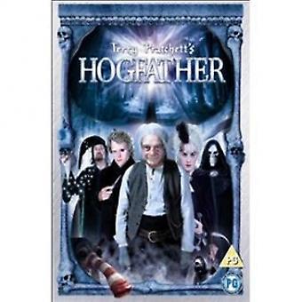 Hogfather DVD