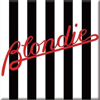 Blondie - Parallel Lines Fridge Magnet