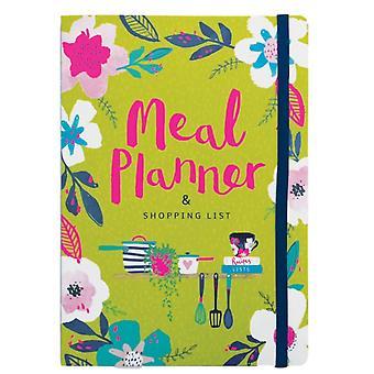 Rachel Ellen Meal Planner & Shopping List