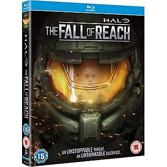 Halo: Fall of Reach Blu-ray