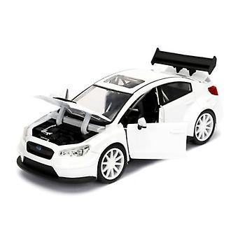 Fast and Furious 8 Mr Little Nobodys Subaru WRX STI 1:24 Jada 98296