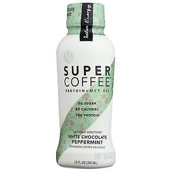 Kitu Coffee Wht Choc Pprmnt, Case of 12 X 12 Oz