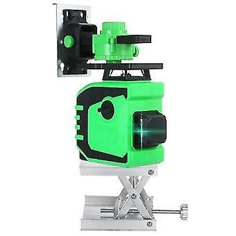 12 Lines Laser Level Tool Self Leveler Spirit Level Green Beam 360°Precise Adjustment Self Leveling