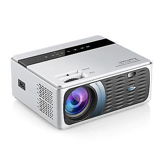 1280x720P LED 8000 לומן מקרן 1080P Full HD