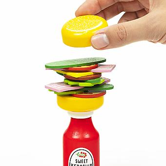 Burger Balance Spiel - Boxed Geschenk