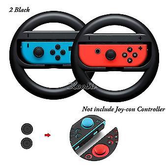 Portable game console accessories nintendos nintend switch joy con controller racing steering wheel