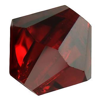 Preciosa tjekkisk krystal, Bicone Perle 4mm, 36 stykker, Siam