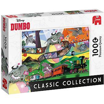 Jumbo 18824 Disney Classic Collection-Dumbo 1000 Jigsaw