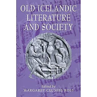 Old Icelandic Literature and Society (Cambridge Studies in Medieval Literature)