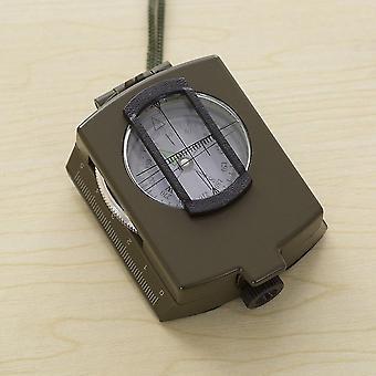 Navigational compasses luminous metal /magnetic waterproof hand held professional compass sm129679