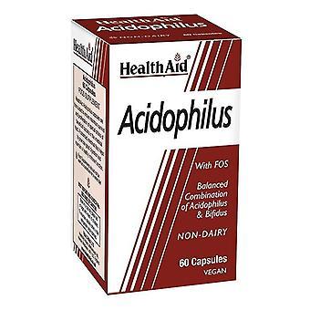 HealthAid Acidophilus Vegicaps 60 (802315)