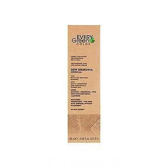 Permanent Dye Green Color Dikson Muster 12.1 (100 ml)