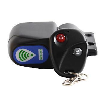 Alarmă de la distanță pentru bicicletă, alarmă antifurt cu telecomandă
