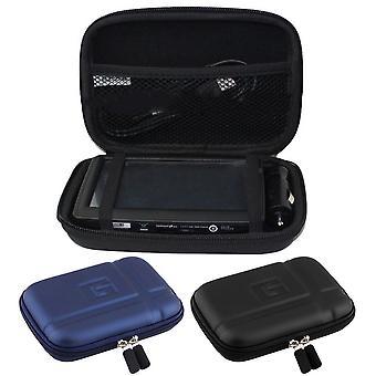 """Grande capa de carro duro capa 5"""" no carro sat nav holder para GPS Tomtom Classic"""