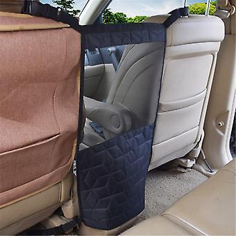 Auto pes bariéra zadné sedadlo, domáce bariéry predné sedadlo, pes bariéra pre auto medzi sedadlami, pes sieť s nastaviteľnými popruh klipy, ľahko byť inštalovaný Pes Barrie