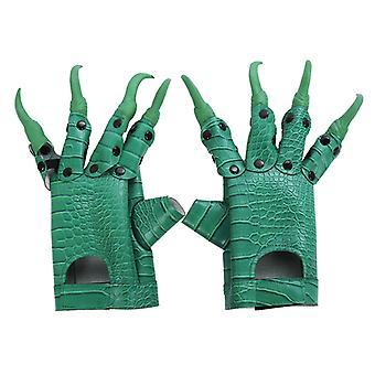 Halloween Dress Up Gants Dragon Claw