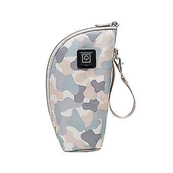 Tragbare USB Babyflasche Wärmer Heizung Isolierung Thermostat Konstante Temperatur Heizung Isolierung Tasche