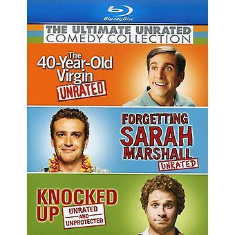 La última colección de comedia sin censura [Blu-ray] [3 discos] importación de Estados Unidos [Blu-ray]