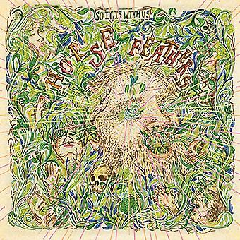 Horse Feathers - So It Is with Us [CD] USA import