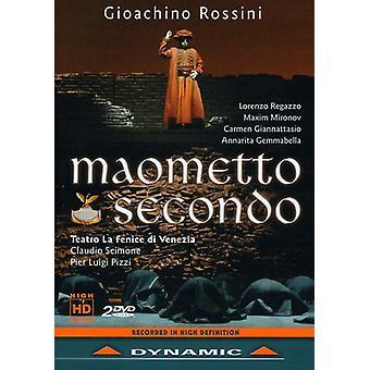 G. Rossini - Maometto Secondo [DVD] USA import