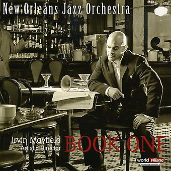 New Orleans Jazz Orchestra - Book One [CD] USA import