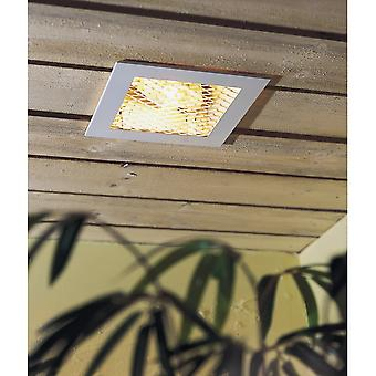Konstsmide Aussparung Licht Matt weiß