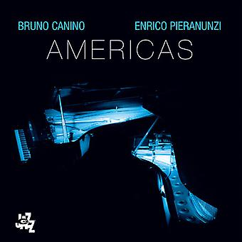 Canini, Bruno / Pieranunzi, Enrico - Americas [CD] USA import
