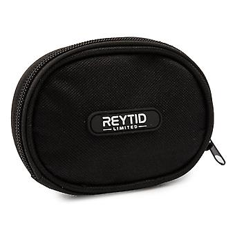 REYTID Replacement Soft Carry Case Compatible with Skullcandy INK'd Smokin Buds Method Chops Flex XTplyo XTFree Earphones Headphones In-Ear Cable Wires Travel Portable Protective Cover Pouch Bag Small