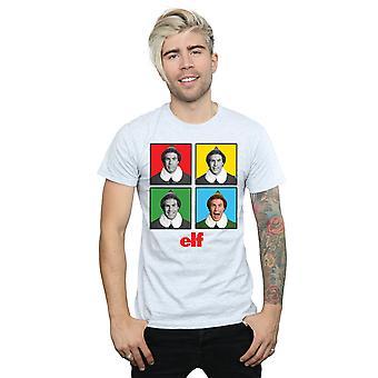 Elf Men's Four Faces T-Shirt