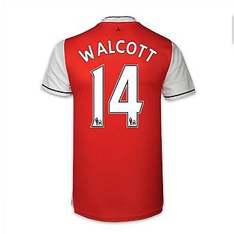 2016-17 camiseta de arsenal local (Walcott 14) - niños