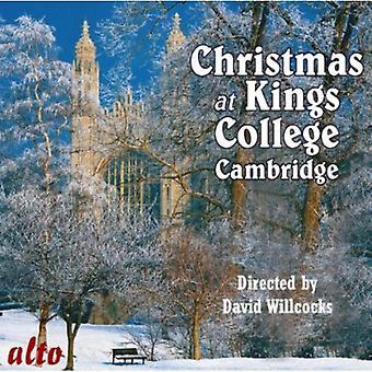 Choeur du Collège du roi - Noël au College de King's, Cambridge [CD] USA import
