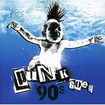Punk Goes 90's - Punk Goes 90's [CD] USA import
