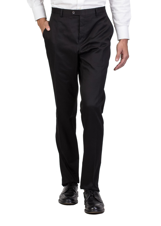 Yves Saint Laurent Men's Trouser Pants Black