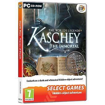 The Worlds Legends - Kaschey l'Immortel (PC DVD) - Nouveau